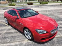 2012 650i Imola Red/Black