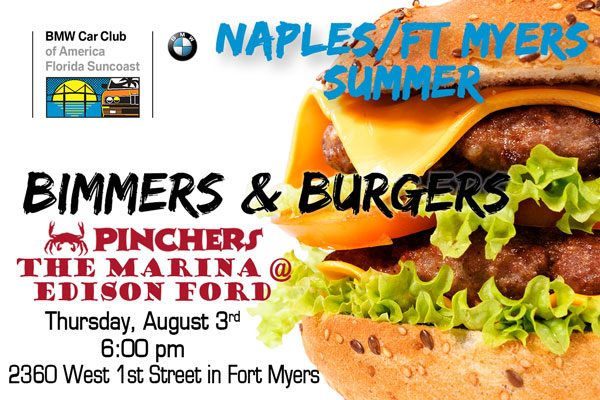 FSC 2017 August Bimmers & Burgers - Ft Myers