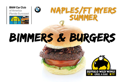 FSC 2018 July Bimmers and Burgers - Ft Myers