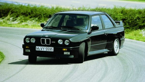 BMW E30 M3 Production Dates