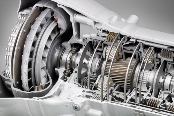 Replacing a SMG transmission with a standard transmission