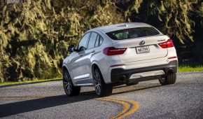 BMW to launch the X4 M SUV in 2019