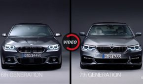 BMW 5-Series Go Head-To-Head