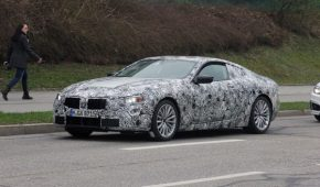 8 Series Coupe Testing
