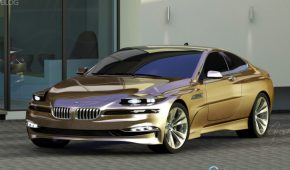 BMW 8 Series Tribute – Design Study