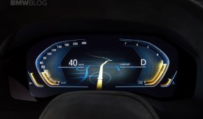 BMW 8 Digital Gauge