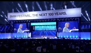 BMW Festival. THE NEXT 100 YEARS. Video