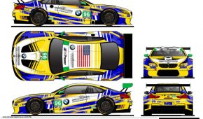 BMW and Turner Motorsport