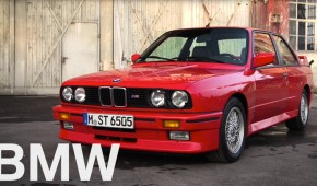 BMW Tells The Story Of The First M3.
