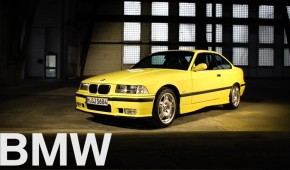 BMW Presents The Second-Generation M3—The E36.