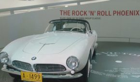 Elvis' BMW Arrives in BMW Museum