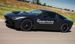 BMW in Fuel Cell Market