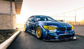 Raced Themed BMW M3