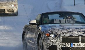 Spied: Z5 and Supra