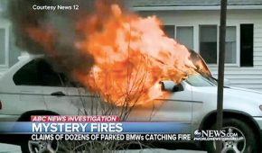 BMW gets fired up