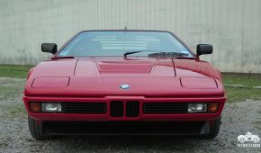 The 1980 BMW M1