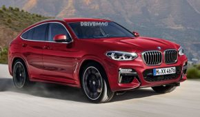 BMW X4 Sequel to Original