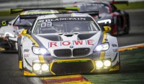 BMW wins 24 Hours of Spa for second year running