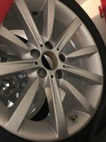 OEM BMW Style 365 18x8 wheels and RFT's