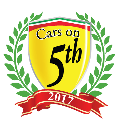 2017 Cars on Fifth