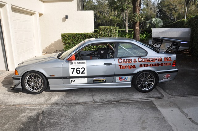 1995 M3 IP Race Car