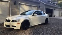 2011 BMW M3 Comp Pkg 6 speed