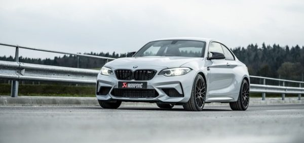 Video: M2 Competition vs M4 Competition